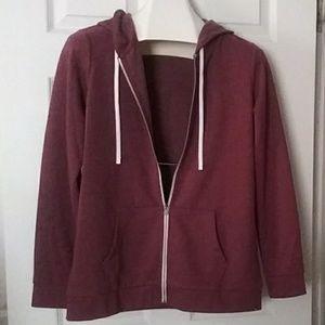 Eddie Bauer zip-up hoodie